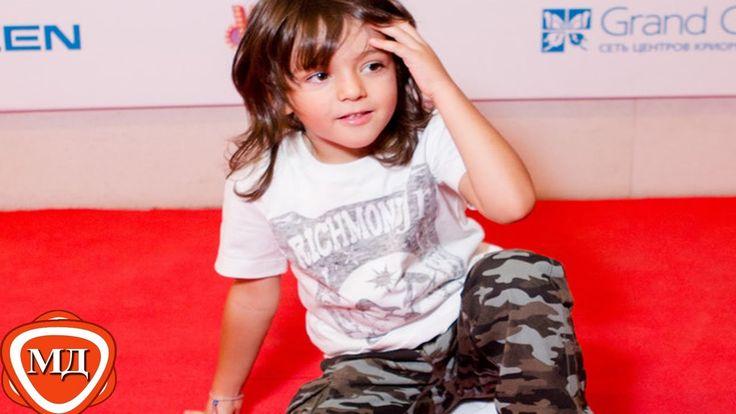 ДЕТИ КИРКОРОВА:: сын Киркорова Мартин впервые на сцене   4-х летний Март...