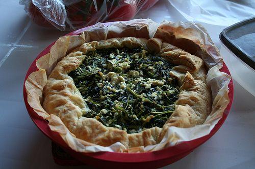 Torta Pasqualina come prepararla