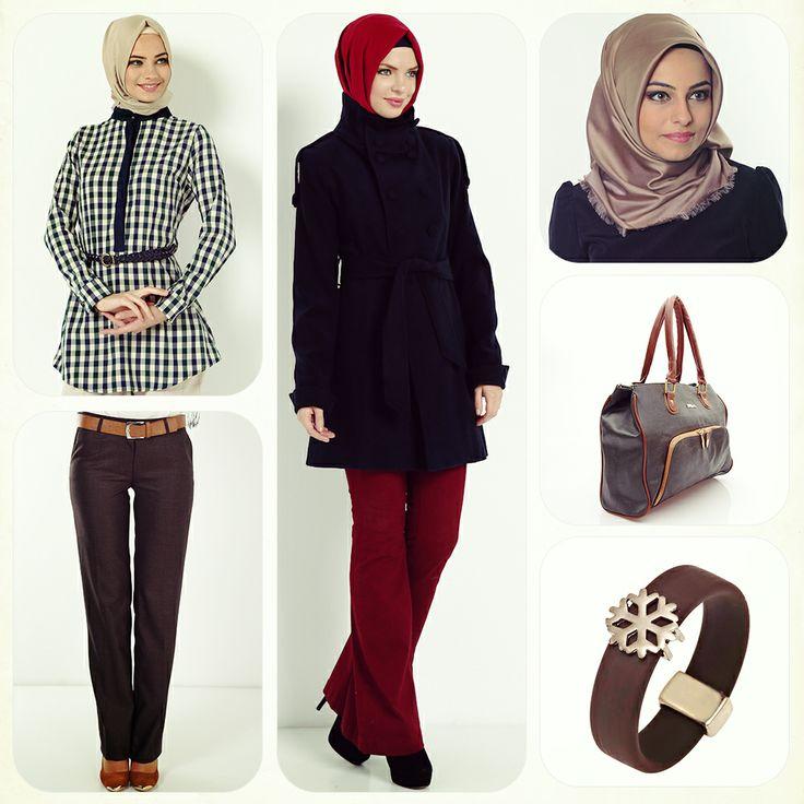 #modanisa #moda #trend #style #skirt #tunica #tunik #bluz #blouse #wrap #şal #scarf #eşarp #hijap #tesettür #tesettur #belt #sunglasses #sleevebag