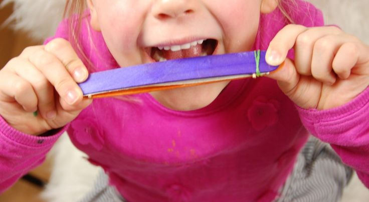 Musikinstrumente selber machen! www.hallobloggi.de