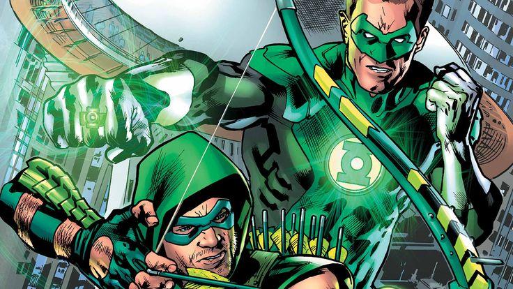GREEN ARROW #38 | DC Comics