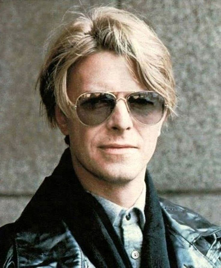 David Bowie 1983 The Hunger John Blaylock