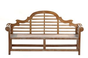 The Timeless Lutyens Bench