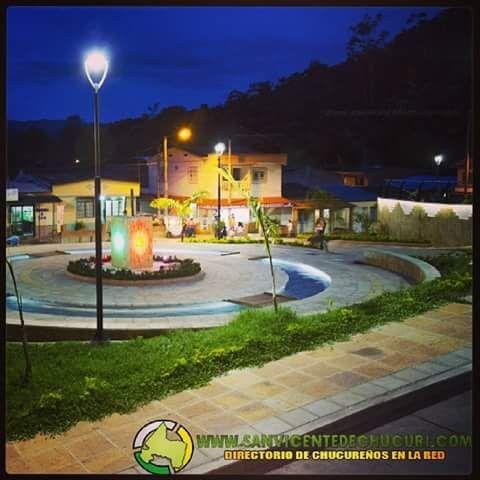 San Vicente de Chucurì Santander Colombia