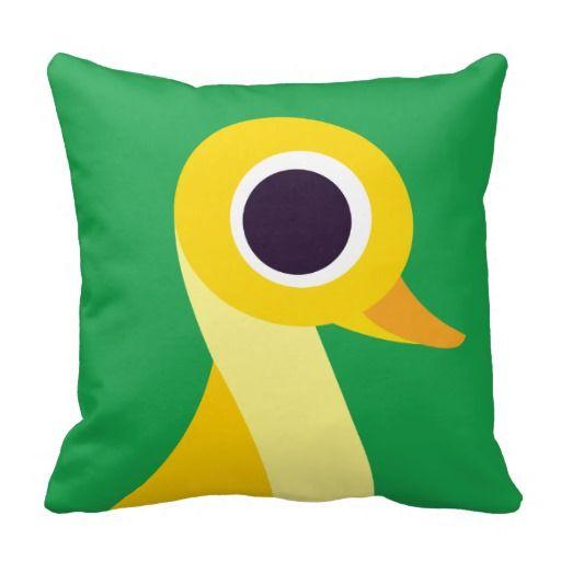 Zander the Duck Pillow