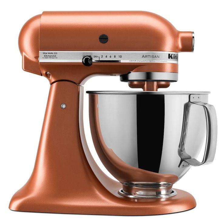 Kitchenaid ksm150ps artisan 5qt stand mixer in 2020
