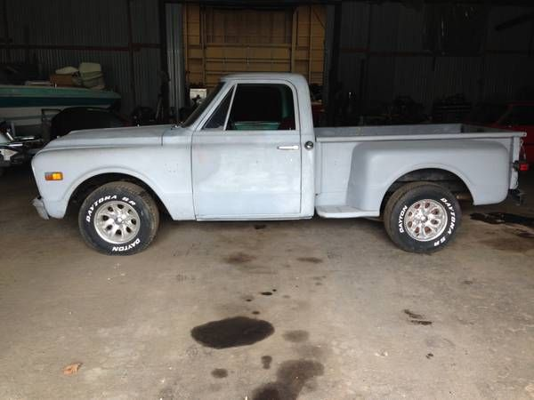 72 Chevy Cheyenne Super, 4 speed, a/c, 4x4, for sale in ...