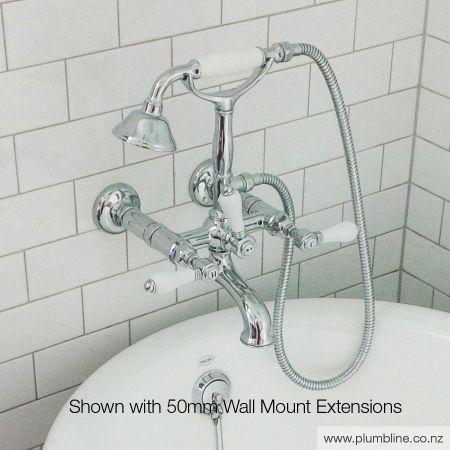 659a488892 Regal Wall Mount Bath Shower Mixer - Regal   Classic - Bathroom Tapware -  Bathroom