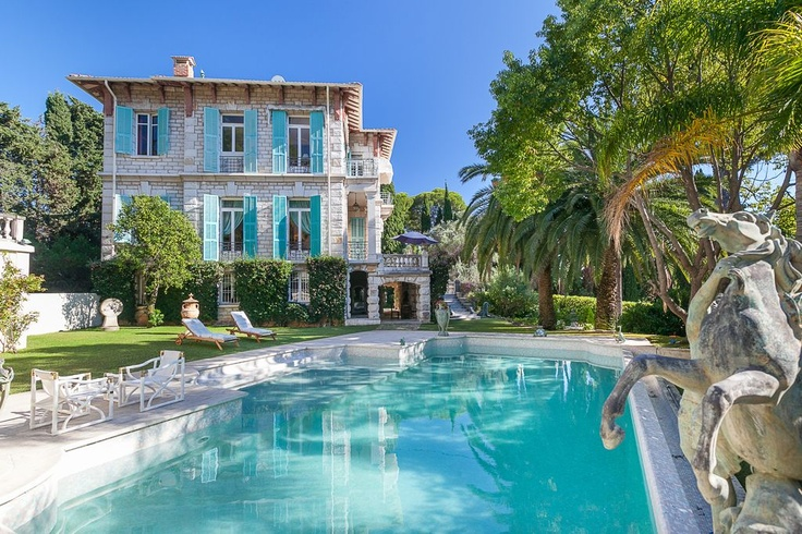 Capmartin frenchriviera property luxury villa for sale for Monaco homes