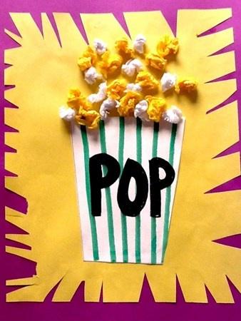 Burton Morris' Popcorn