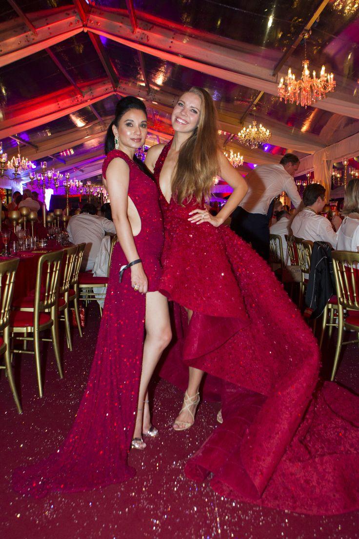Gemstone heiress Victoria Swarovski ties the knot in ...
