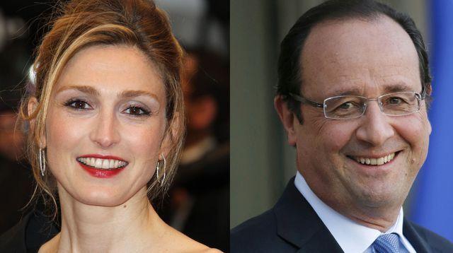 François Hollande et Julie Gayet : Les photos de leur week-end romantique