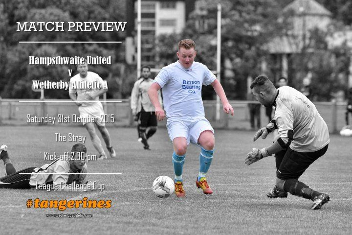 MATCH PREVIEW – Hampsthwaite United - News - Wetherby Athletic FC - http://www.wetherbyathletic.com/news/match-preview-hampsthwaite-united-1517665.html