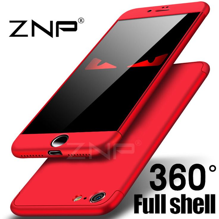 ZNP Luxury 360 Degree Protective Cases For iphone 7 6 plus 6 6s Case Full Cover hone Case For iphone 6 7 plus 7Plus Phone Shell //Price: $4.91 & FREE Shipping //     #hashtag2