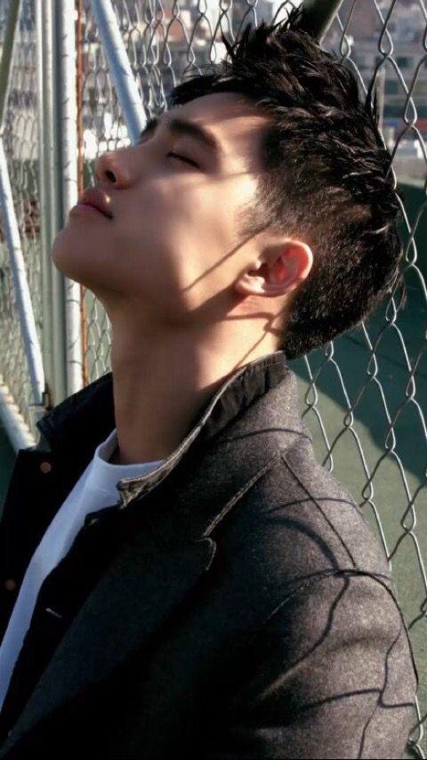 D.O. (Do Kyungsoo) EXO (디오 (도경수) 엑소)