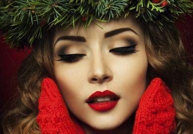 Nápady na vianočné líčenie - KAMzaKRÁSOU.sk