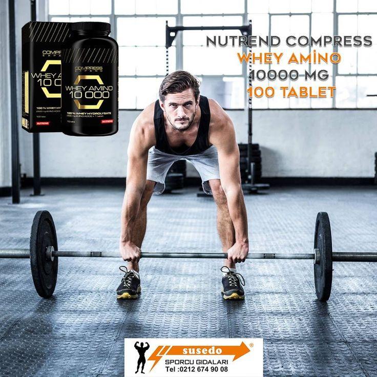 https://www.susedo.com.tr/Nutrend-Compress-Whey-Amino-10000-Mg-100-Tablet  Sipariş ve sorularınız için  WhatsApp: 0532 120 08 75  Telefon: 0212 674 90 08  E-posta: siparis@susedo.com.tr #bodybuilding #supplement #workout #yağ #yağyakıcı #aminoasitler #creatin #muscle #body #healty #strong #energy #spora #fitness #gym #vücutgeliştirme #spor #sağlık #güç #egzersiz #protein #proteintozu #glutamine #kreatin #kas #vücut #ek