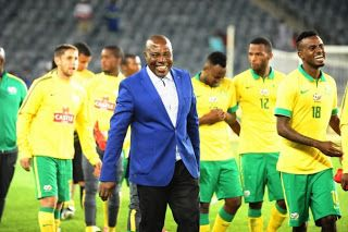 NaijKnight: Super Eagle Was Thrash By Bafana Bafana.