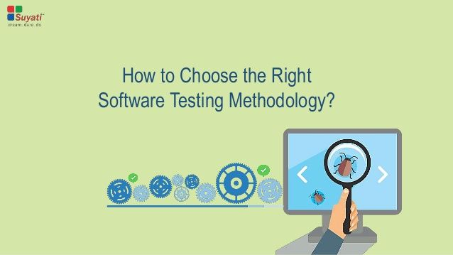 Testing is an important part of all software projects, and choosing the right methodology is an essential decision that should be finalized before the start of the project. Here's a quick look at some popular types of testing models and the criteria which should be taken into account before choosing a software testing methodology.