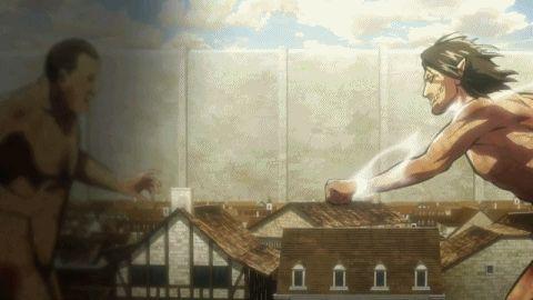funny attack on titan eren | Spoilers] Shingeki no Kyojin - Attack on Titan - Episode 8 Discussion ...