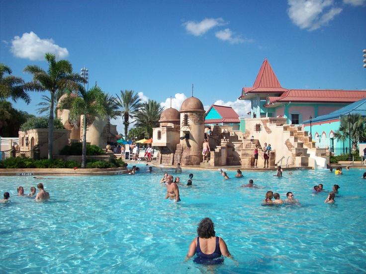 Water Parks Near Vero Beach Florida
