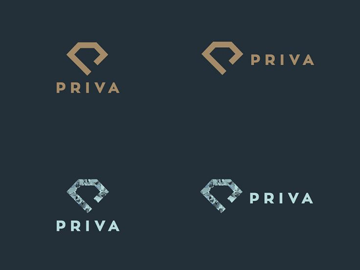 The Priva Diamond Logo is very much a Work In Process, that being said, this is the 2nd concept that is being worked on at the moment.  A relatively 'simple' idea of fashioning the diamond into the initial P, not a new trick, but works I well in this case, I think.  The 1st concept was pretty detailed, and although I love it, it was totally too complex for any real practical use.