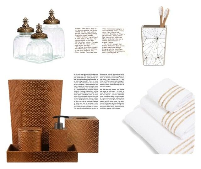 """""""Bathroom Upgrade #1"""" by lost-but-searching on Polyvore featuring interior, interiors, interior design, home, home decor, interior decorating, Pigeon & Poodle, Zara Home and bathroom"""