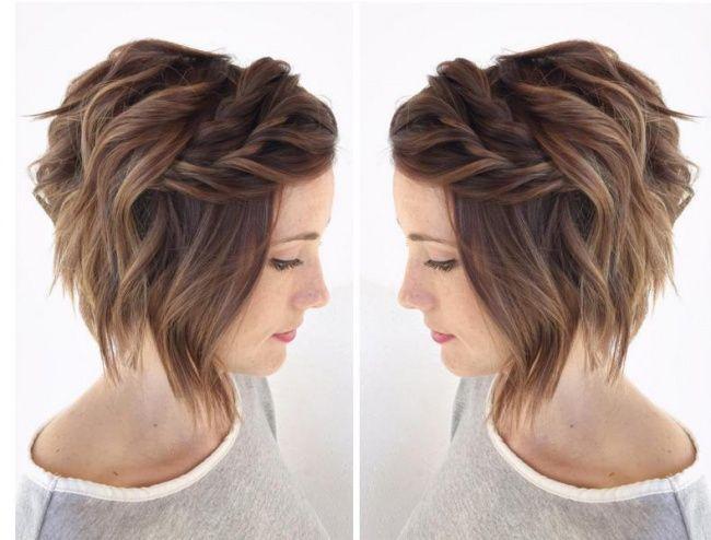 28 photos de coupes courtes avec frange absolument sublimes ! - Coupe de cheveux                                                                                                                                                                                 Plus