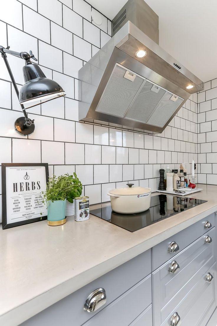 Fredsgatan 29, Kungsör - Svensk Fastighetsförmedling  kitchen  Pinterest