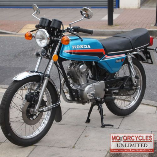 1980 Honda CB100N Classic Honda for Sale | Motorcycles Unlimited my very first bike