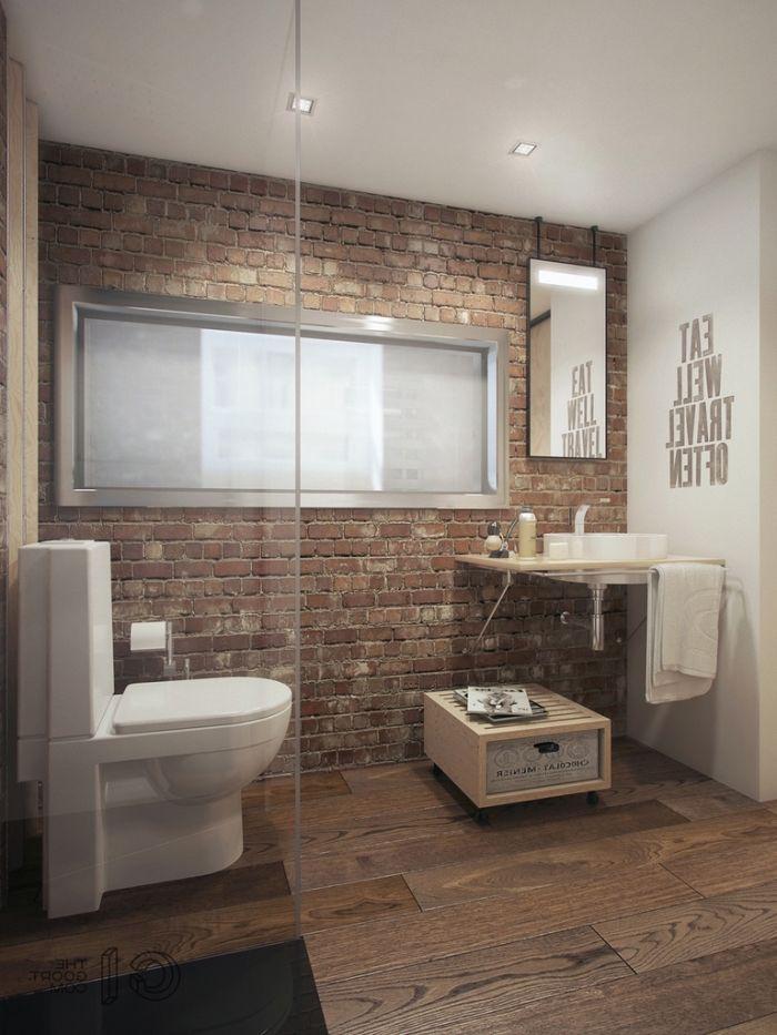 1253 best salle de bain images on pinterest - Sechoir salle de bain mural ...