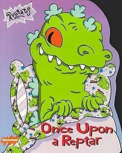 Once-Upon-a-Reptar-Rugrats-ExLibrary
