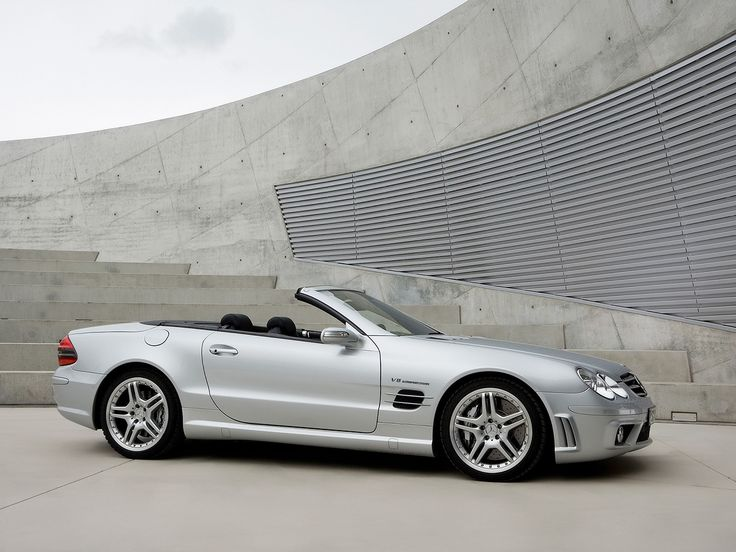 Mercedes-Benz SL55 AMG Got mine picked out! Want to know how you can get one of these FREE?