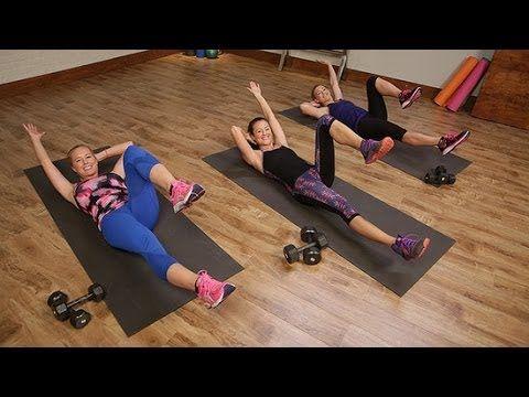 Video: 10-minuten durende workout voor luie dagen - Fitness - KnackWeekend.be