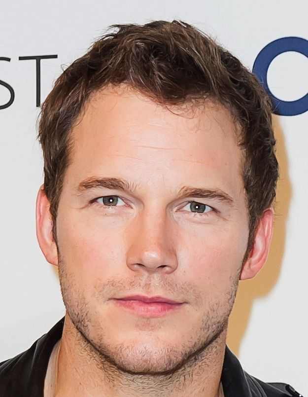 Chris Pratt Has Turned Into A Human Mold Of Perfection