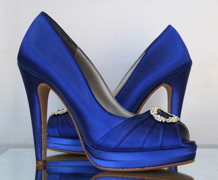 Royal Blue Wedding Heels: Best 25+ Royal Blue Shoes Ideas On Pinterest