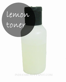 A pinner said: DIY lemon toner which is very easy, effective and cheap. I put it overnight and wash my face with water and my face is just so soft and clear. It stings at first but as day goes it'll paid off. You can also put a moisturiser in the morning as lemon makes your face dry.