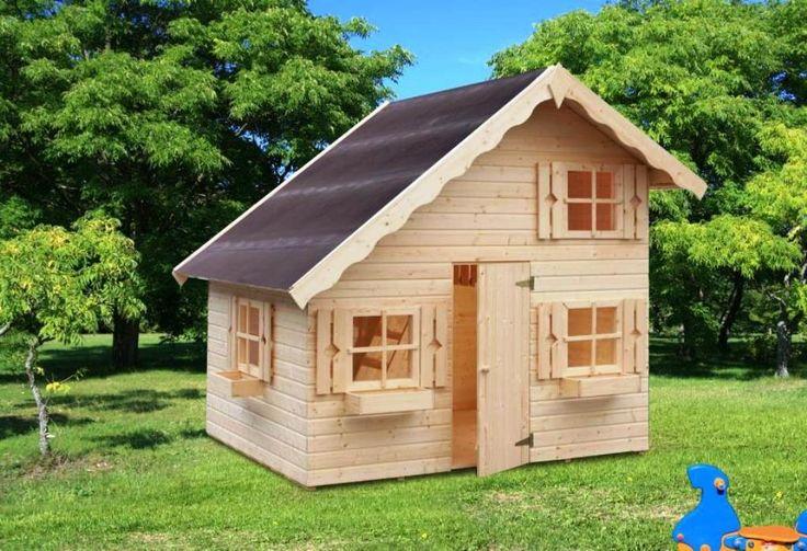 Casas de madera para ni os precios buscar con google - Casitas pequenas de madera ...