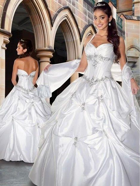 Svatební šaty ANELIA