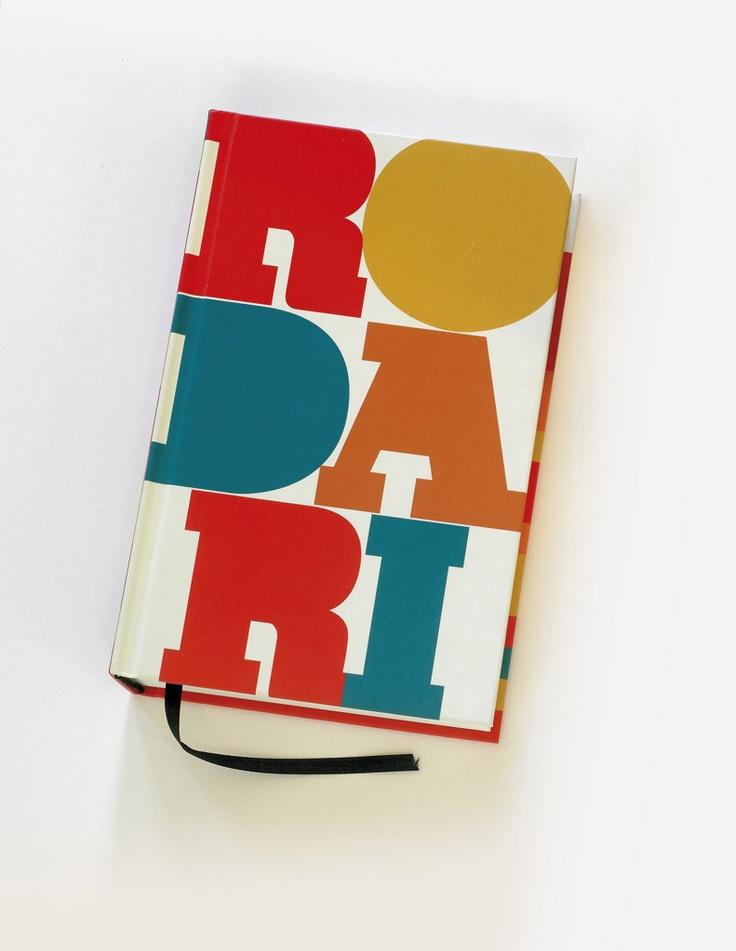 Brocne Laus 2012 | Portada de libro |  Título: Rodari. Contes del geni de la fantasia |  Autor: Estudi Miquel Puig |  Cliente: Editorial La Galera