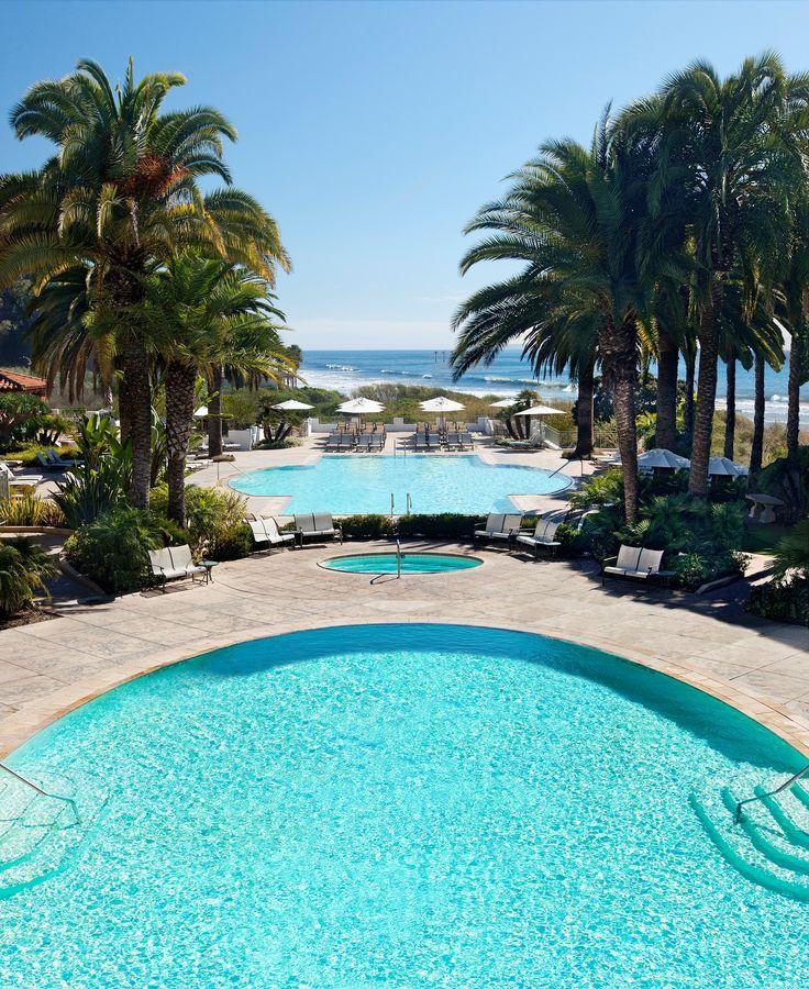 San Francisco Map Ritz Carlton%0A For a wellness weekend in California The RitzCarlton Bacara  Santa Barbara  offers zero