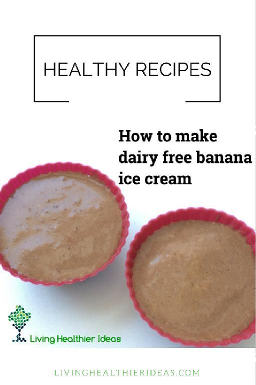 Want to learn how to make refined sugar free, dairy-free ice cream at home?