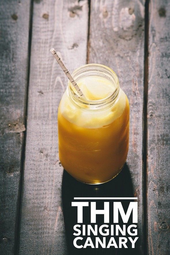 Trim Healthy Tuesday :: The Singing Canary - Trim Healthy Mama-Use organic lemons is you want to leave the peal on