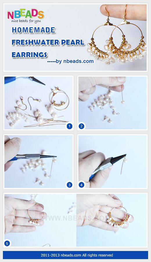17+ best images about DIY Pearl Crafts on Pinterest