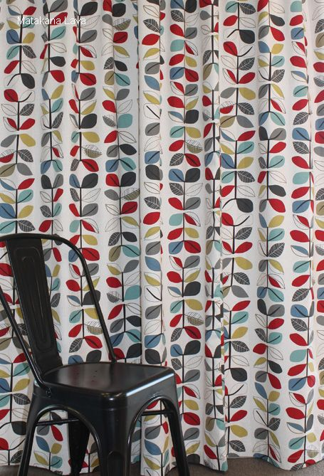 ? Lounge curtains