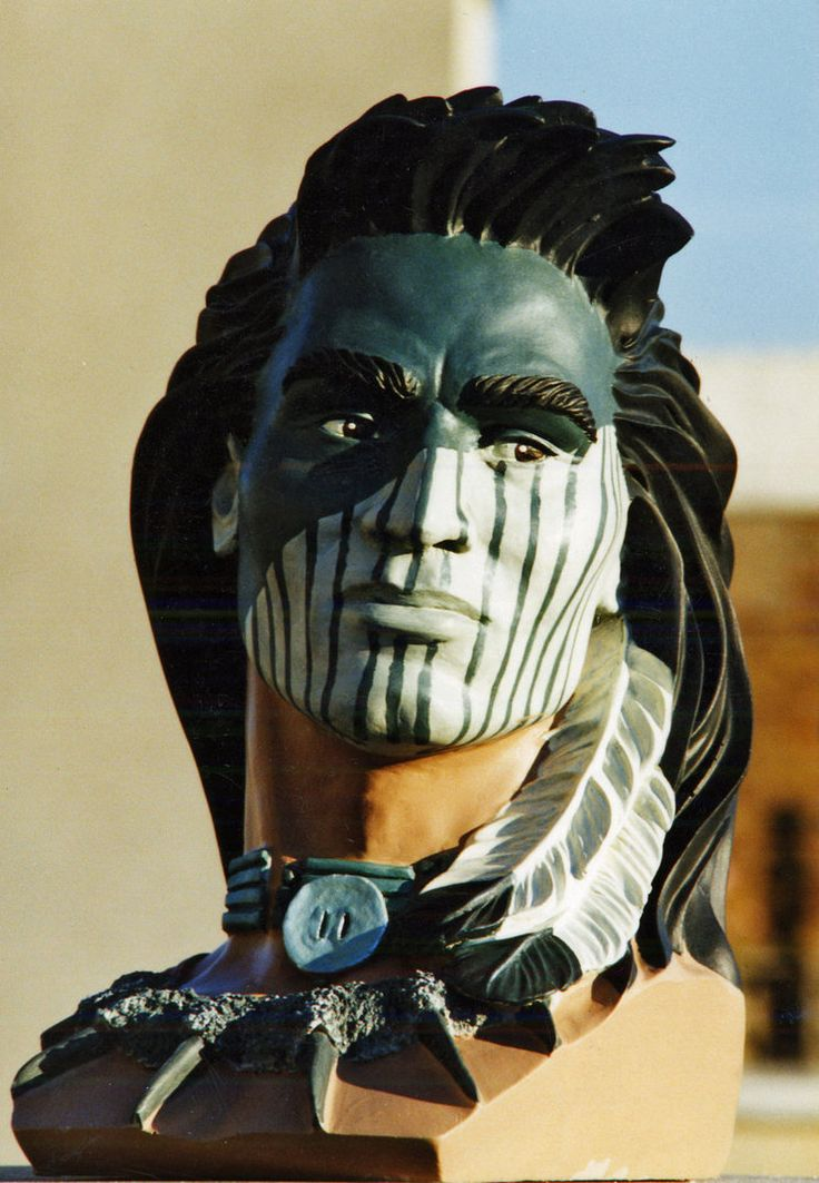 Warrior face paint ideas
