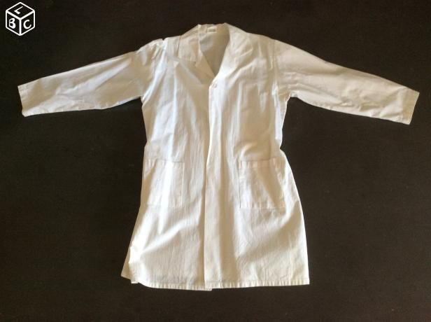 Blouse Physiques Chimie