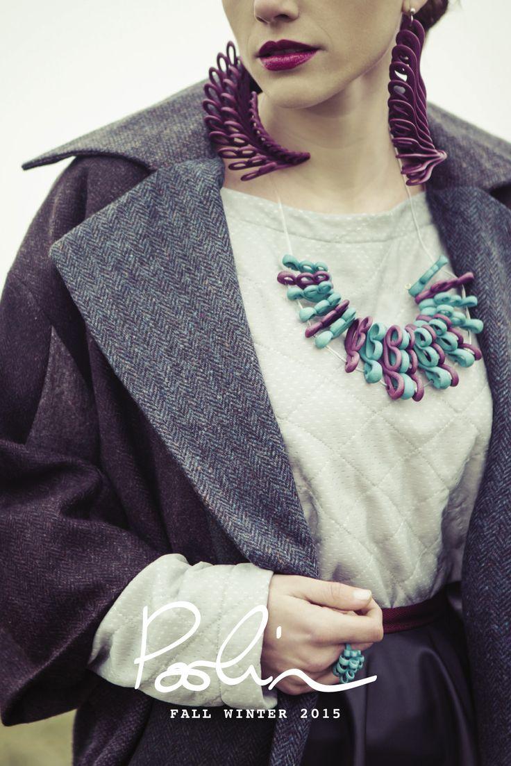 Paolin, Fall Winter 2015, 3D printed jewellery ph: Roberta De Min Fotografa model: Elena Stival make up : Laura De Pellegrin all rights reserved ph©Roberta De Min 2015