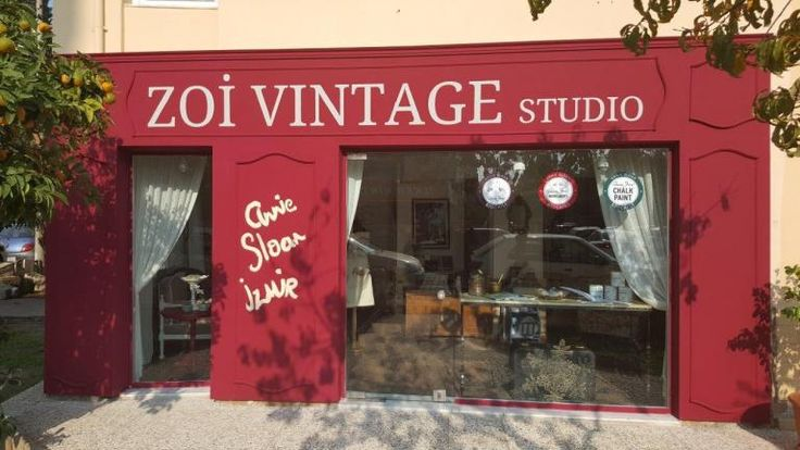 In Izmir, Turkey we have Zoi Vintage