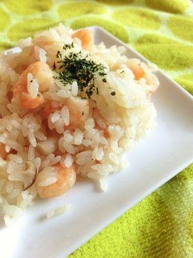 炊飯器で簡単!うまいっ!えびピラフ* by soratea [クックパッド] 簡単 ...